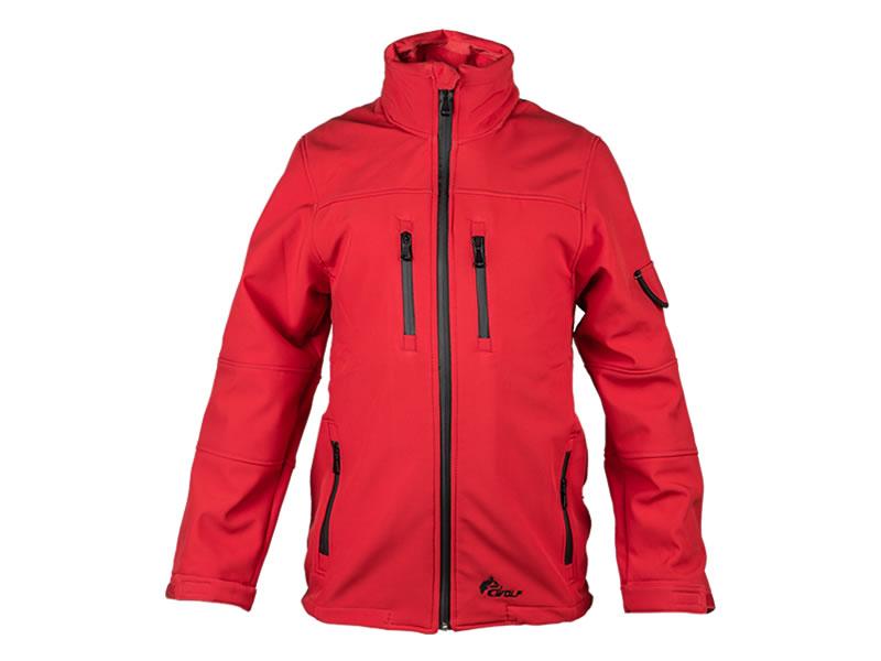 SoftShell Mont Lima Kırmızı