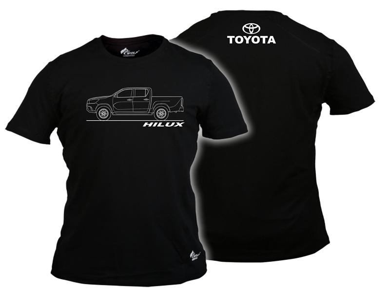 Baskılı Tişört Toyota Hilux