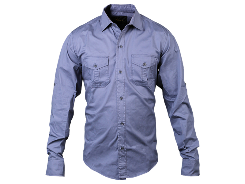 Gömlek Hatay Mavi
