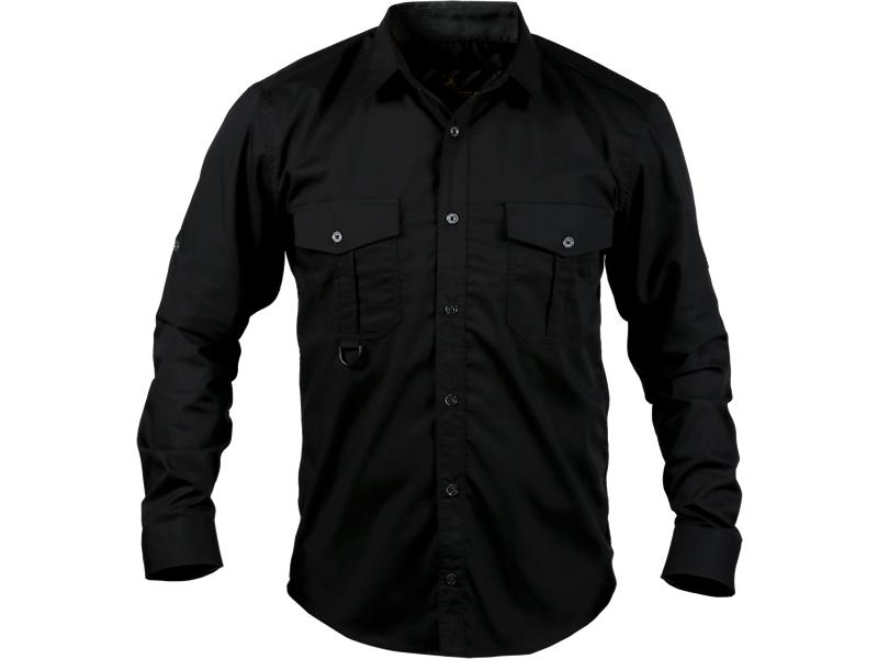 Taktik Gömlek Siyah Kayseri