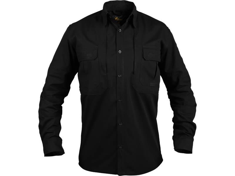 Taktik Gömlek Siyah Kırıkkale