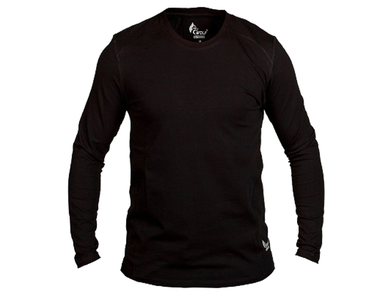 Bisiklet yaka sweat shirt
